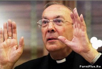Глава бельгийских католиков считает эпидемию СПИДа справедливой