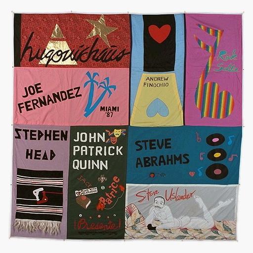 Полотна в память умерших от СПИДа признаны национальным достоянием Новой Зеландии