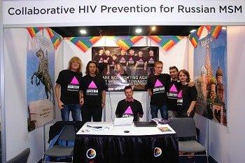От стигмы к силе. Специальная встреча, посвященная вопросам сексуального здоровья МСМ/ЛГБТ
