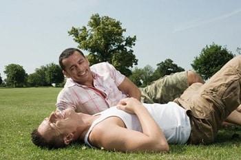 Отношения в гей-паре: Как пережить «сексуальный штиль»