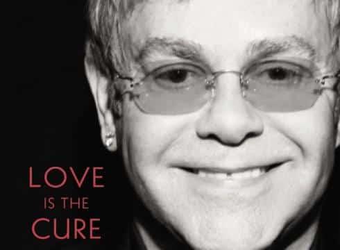 Новая книга Элтона Джона, «Любовь – это лекарство»