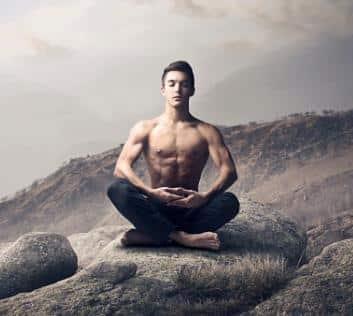 Руководство по медитации при столкновении с болью, стрессом, болезнью и смертью.