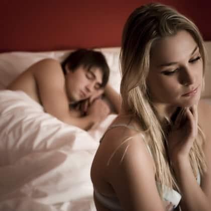 Анальный секс в гетеросексуальных парах