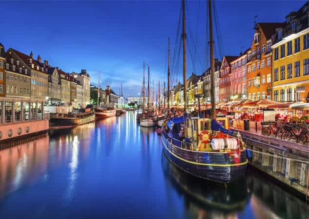 1. Copenhagen