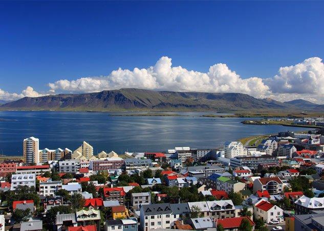 9. Reykjavik, Iceland