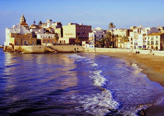 5. Sitges, Spain