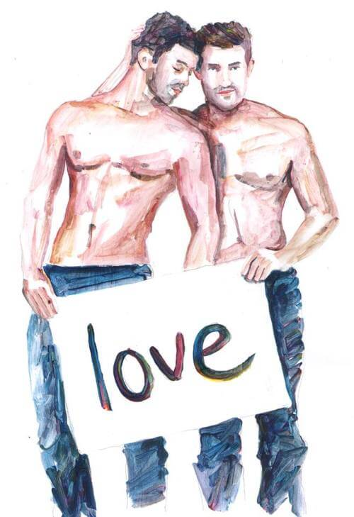LGBT coople