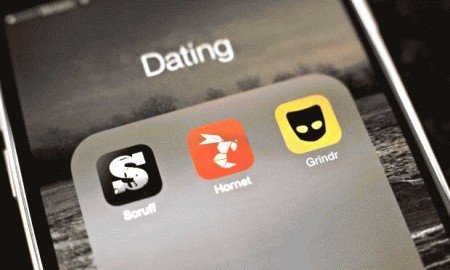гей знакомства на смартфон
