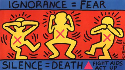История эпидемии ВИЧ и политика