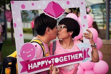 ЛГБТ в Сингапуре (ВИДЕО)