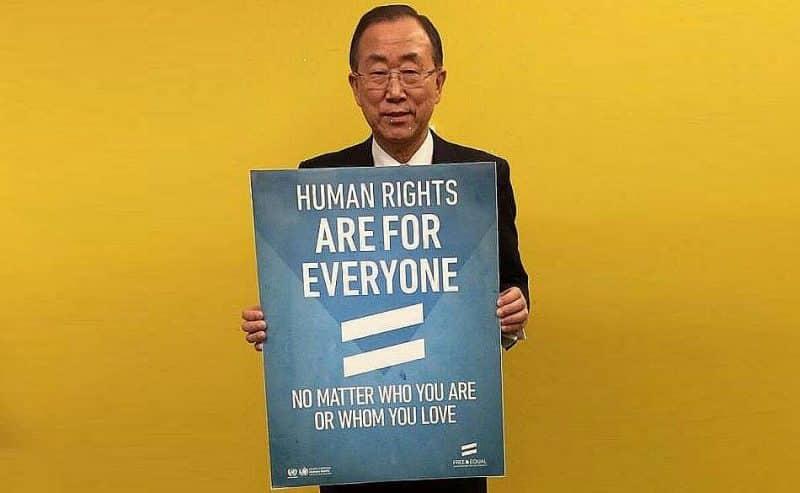 ООН: прекратите насилие в отношении ЛГБТ