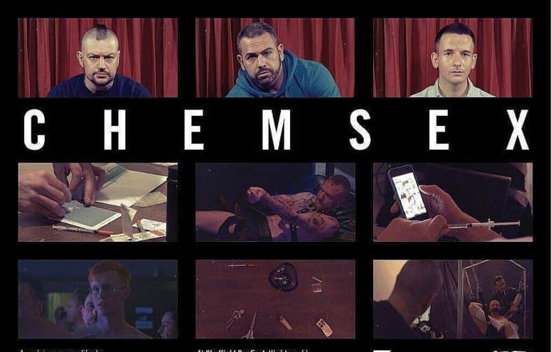 Документальный фильм «Химический секс» (Chemsex) в гей сообществе