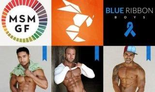 Hornet против ВИЧ – компания Blue Ribbon Boys