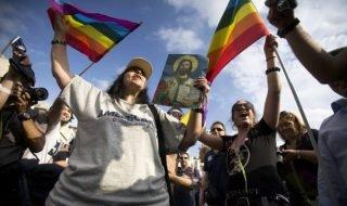 Православной Греции - брачное равноправие для ЛГБТ
