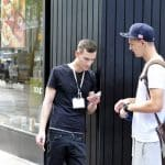 Нью-Йорк и улочка Gay Street