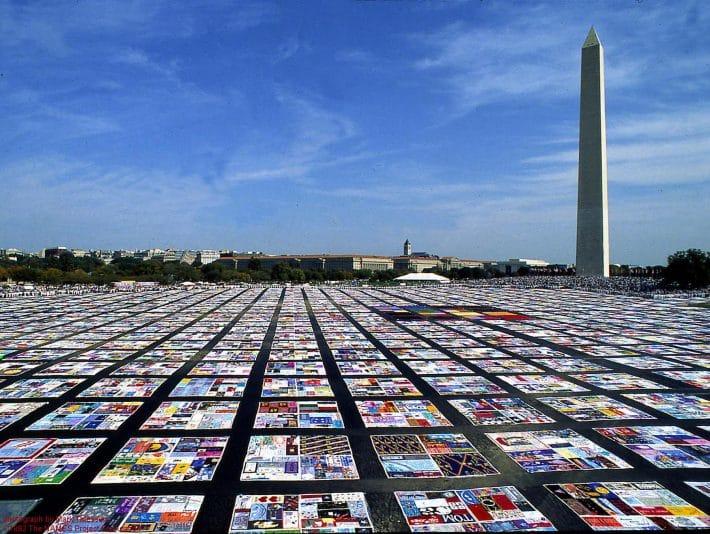 Москва. Мероприятия посвященные дню памяти умерших от ВИЧ/СПИДа