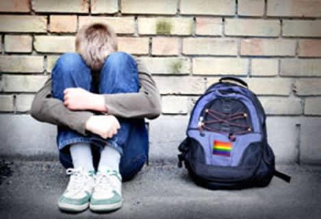 «Альянсы геев и гетеросексуалов» в школе