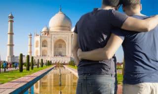 Топ-5  Туристических пунктов в Индии для ЛГБТ