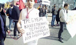 "Борис Конаков: – ""На первомае пока один"""