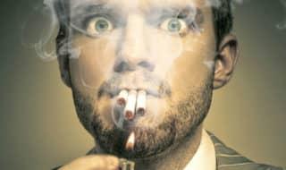 Что произойдёт с телом человека, когда он бросит курить