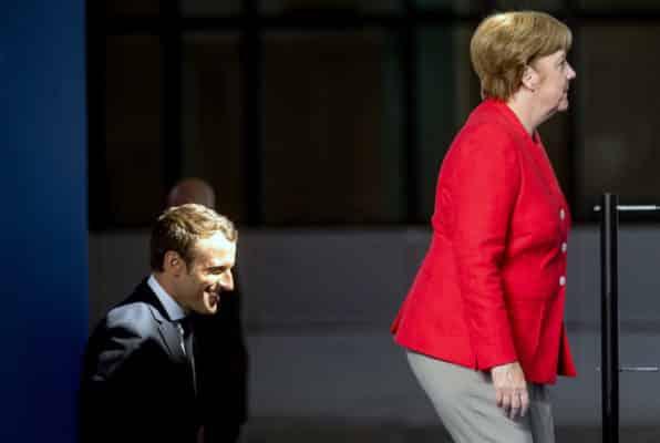 Кадыров пригласил Макрона и Меркель в Чечню