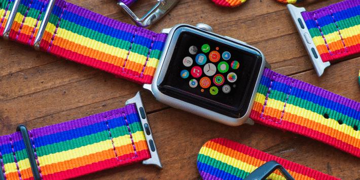 Apple празднуют #Pride2017 в городах по всему миру