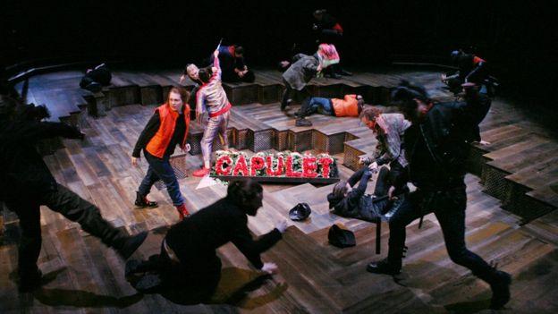 Ромео и Джулиус: пьеса Шекспира, как он сам, вероятно, задумал