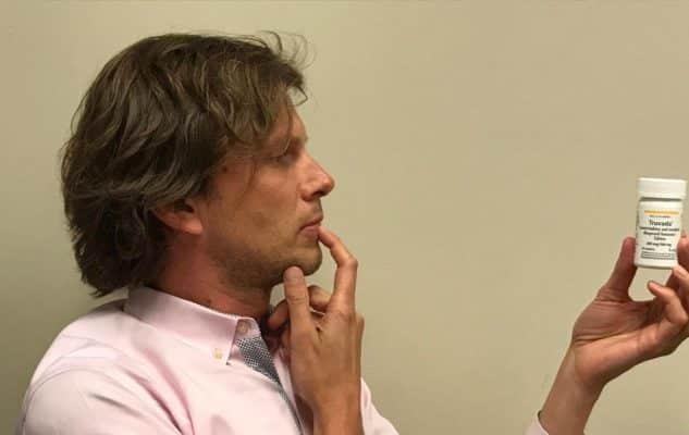 Илья Жуков: личный опыт приема до-контактной профилактики (PrEP)