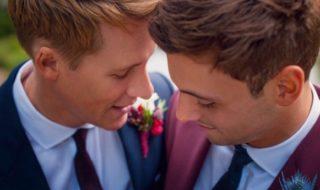 """Олимпийский чемпион Том Дейли: """"Мы замужем - и жизнь продолжается.."""""""