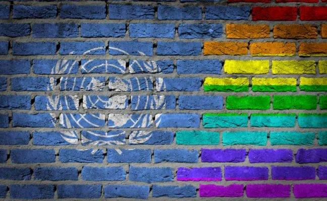 Российские ЛГБТ-активисты направили в ООН доклад о дискриминации гомосексуалов, трансгендеров и ВИЧ+