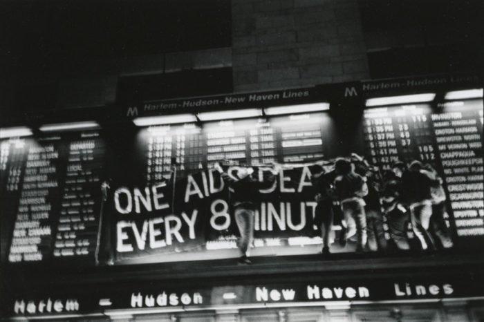 История СПИДа: ACT UP, Голливуд и Райан Уайт