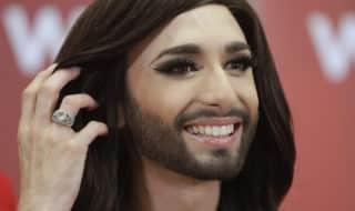 """Кончита Вурст: 10 лет назад и не подумала бы стать """"бородатой женщиной"""""""