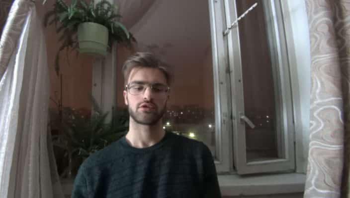 Блогер-гей из России записал предсмертное послание