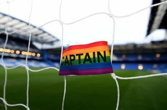 Британцам разрешили взять радужные флаги на стадионы ЧМ-2018