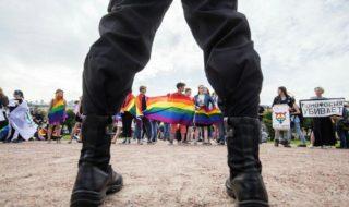 Петербургский омбудсмен рассказал о дискриминации ЛГБТ