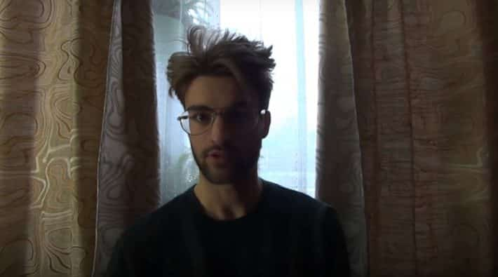 Самоубийство гея-блогера оказалось фейком