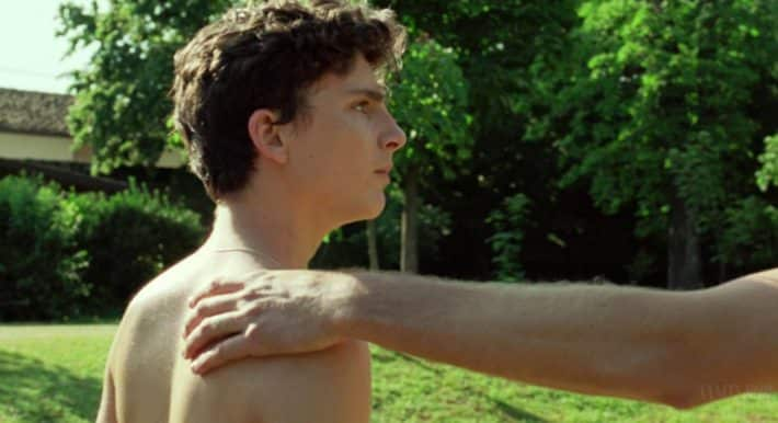 Сценарист «Зови меня своим именем» остался недоволен отсутствием наготы в фильме