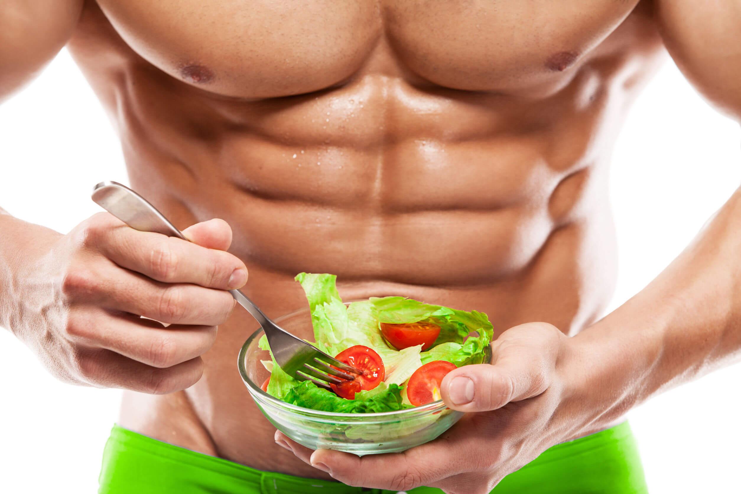 Упражнения и диеты для живущих с ВИЧ