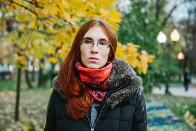 От депрессий к активизму: история трансгендера Майи