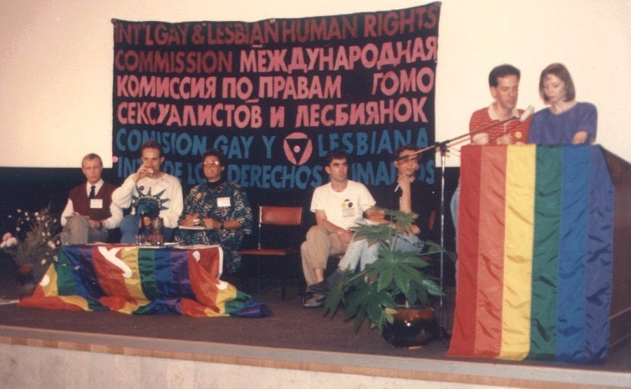 Первый гей-политик в России