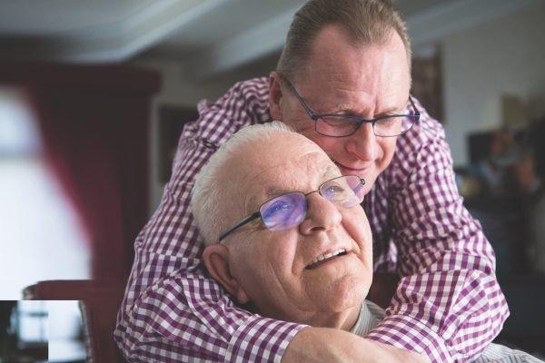 пожилые геи