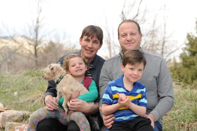 Губернатором штата Колорадо может стать открытый гей