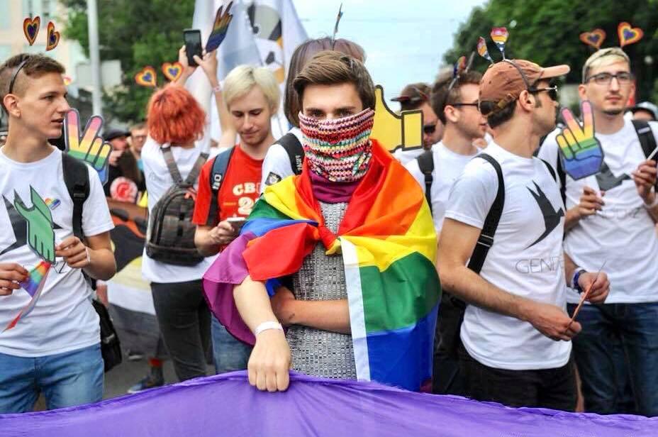 Святослав Шеремет об ЛГБТ-активизме в Украине и борьбе с ВИЧ (часть вторая)