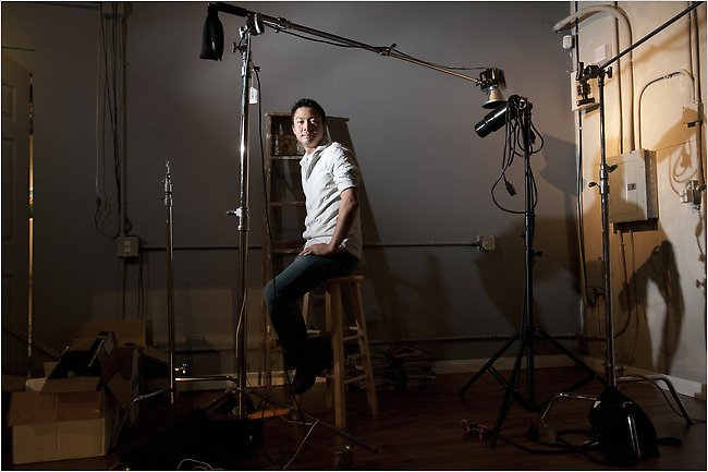 «Трансгендерные люди в армии»: фотограф Джефф Шенг рассказал о своих работах