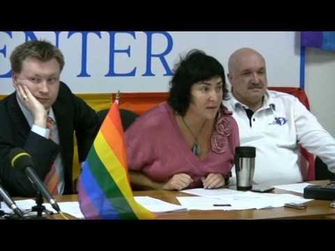 Лолита: Мизулина очень переживает за геев