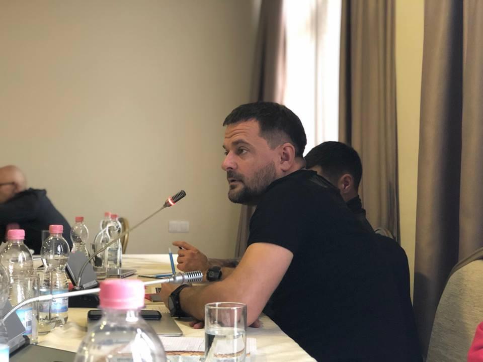 Дмитрий Шерембей: «Люди должны иметь право выжить»