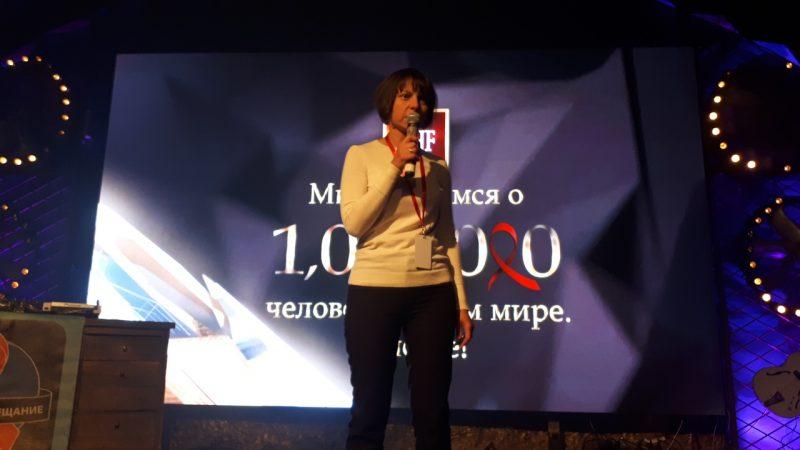 В Петербурге состоялся концерт в честь Дня борьбы со СПИДом