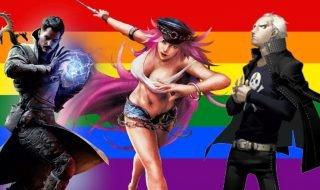 ЛГБТ-игры
