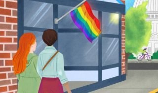 ЛГБТ-френдли