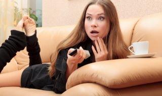 женщины смотрят порно